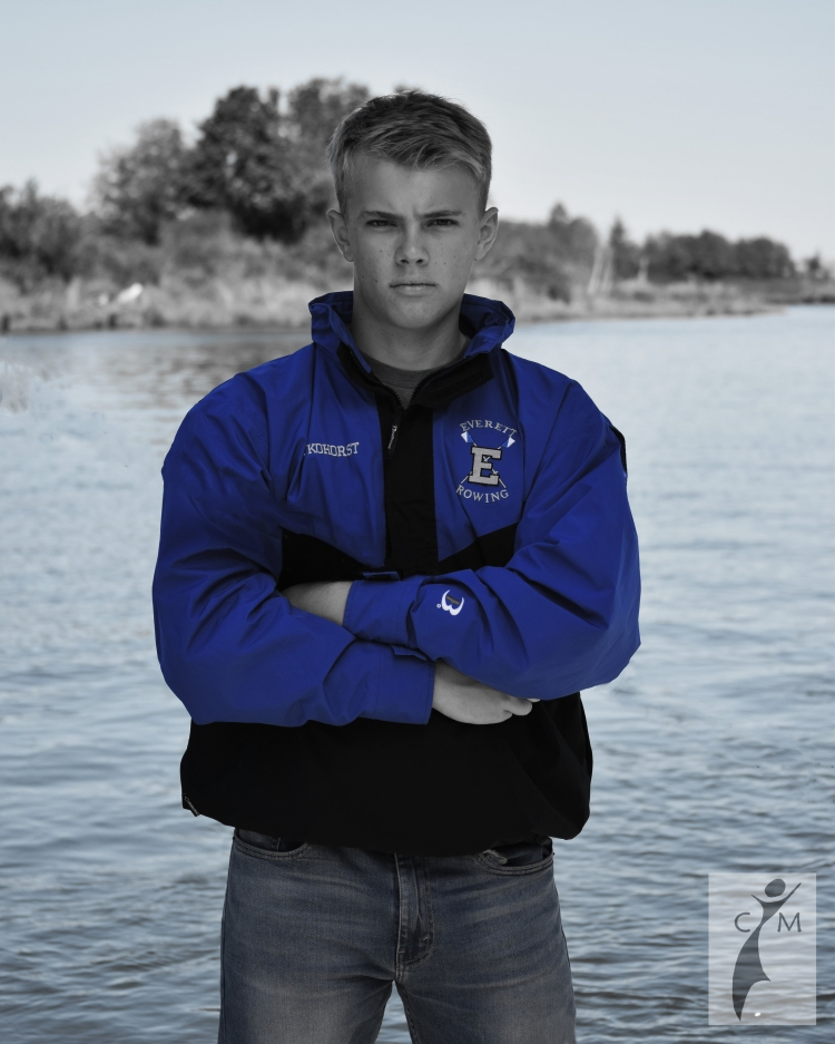 Senior Picture Man