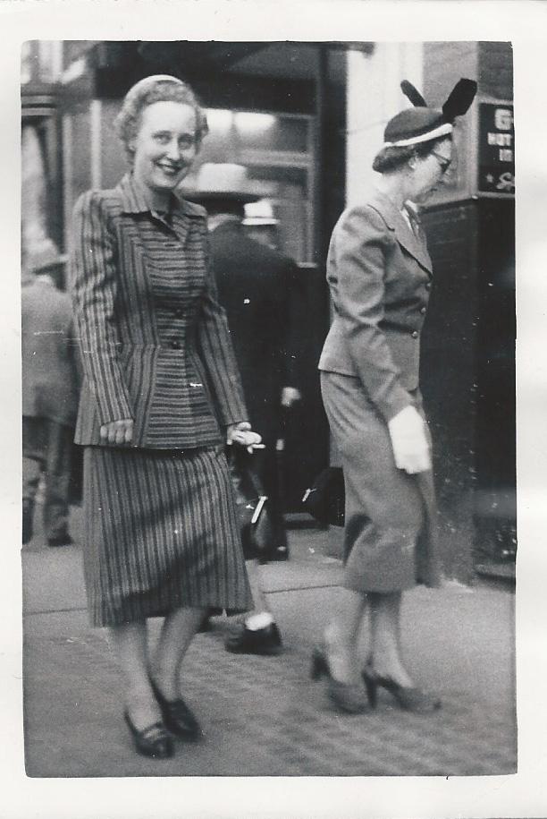 Aunt Bert Circa 1940