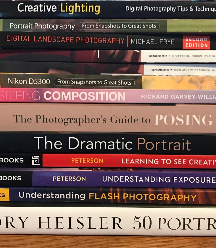 Books about photography
