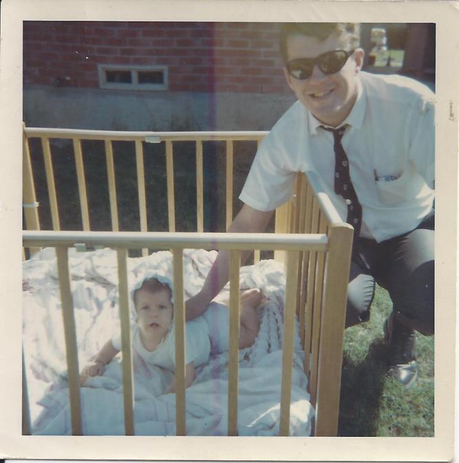 372a David and Patty Shea 1967