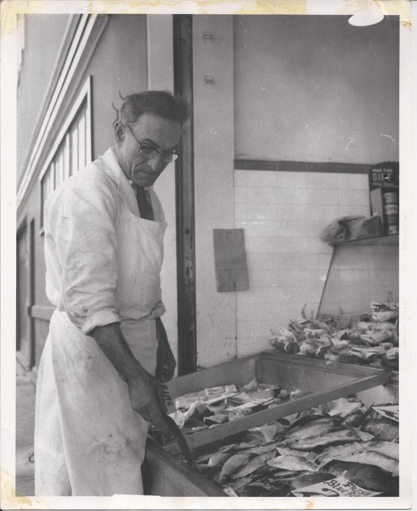 29a Jimmy Paris 1957