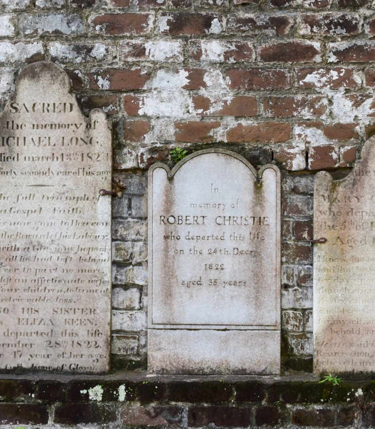 Colonial Cemetery Savannah GA