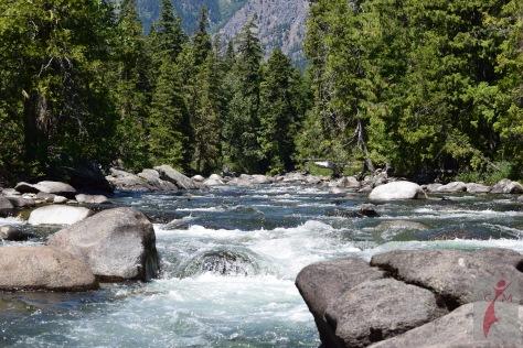 Icicle River Leavenworth Washington