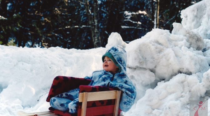 Snow Days: Sometimes the warmest memories are made on the coldest days!
