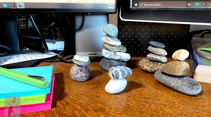 How a Box of Rocks Made Me Smarter—and Calmer